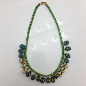 Anthropologie-Bead Necklace